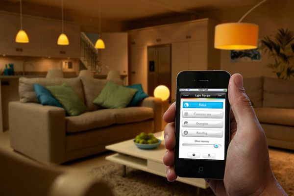Even Turning Lights On And Off You Can Now Pimp Out Your Pad With Lighting Systems That Be Controlled Remotely Handset
