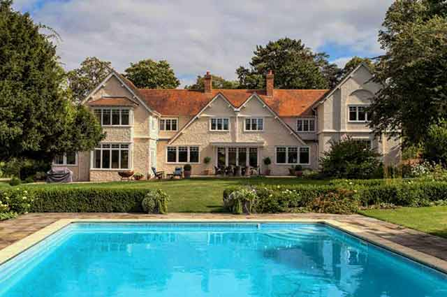 Luxury Homes For Sale UK
