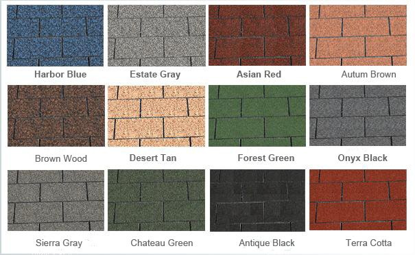 5 tips to help you choose the perfect color for your for Roofing colors how to choose