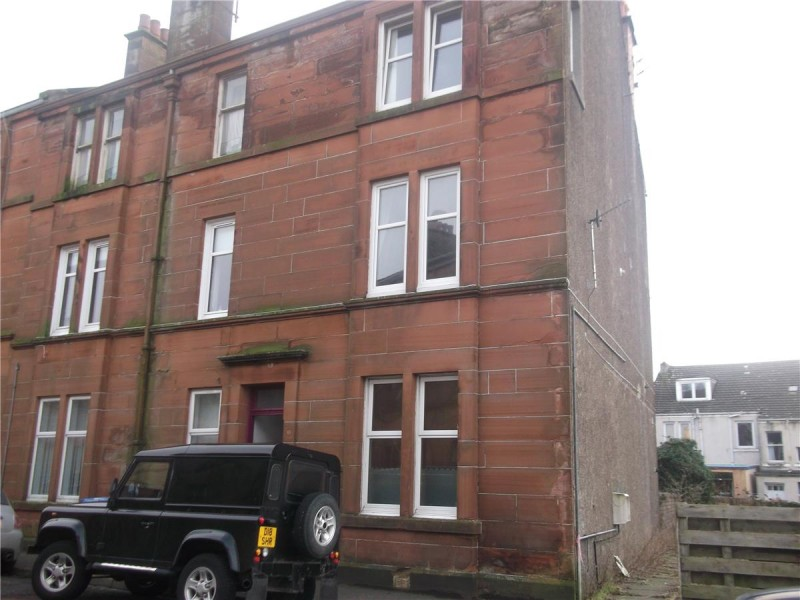 Property to Rent in 1 Bed Flat for Rent, North Ayrshire, United Kingdom