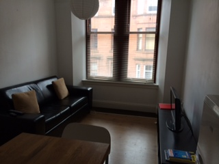 Property to Rent in 1 Bed Flat for Rent, Glasgow, United Kingdom