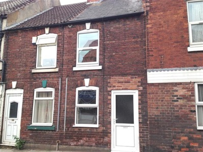 Property to Rent in 2 Bed Terraced House for Rent, Worksop, United Kingdom