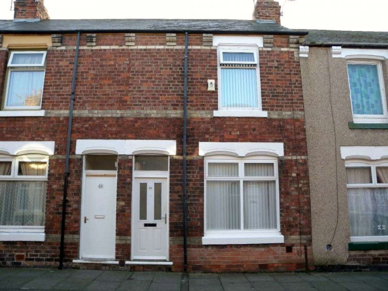 Property to Rent in 2 Bed Terraced House for Rent, HARTLEPOOL, United Kingdom