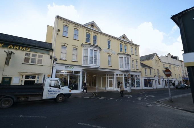 Property to Rent in 1 Bed Flat for Rent, BARNSTAPLE, United Kingdom