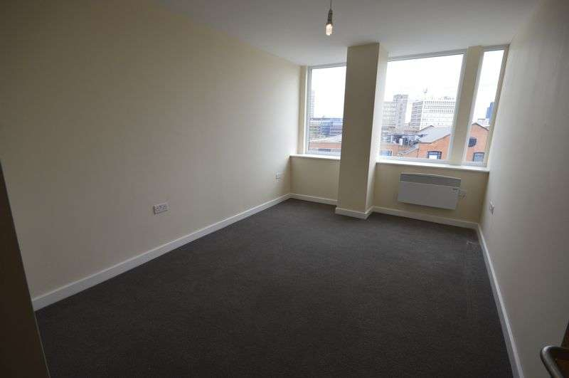 Property to Rent in 2 Bed Flat for Rent, Leicester, United Kingdom