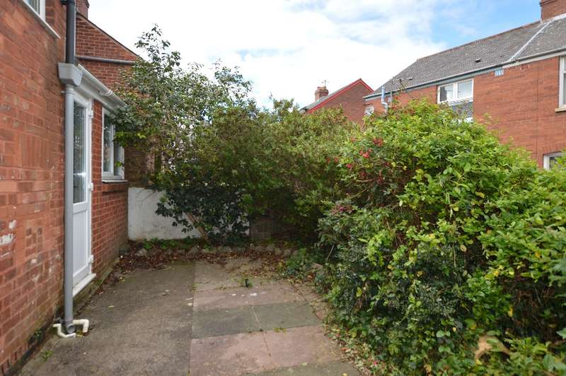 Property to Rent in 2 Bed Terraced House for Rent, EXETER, United Kingdom