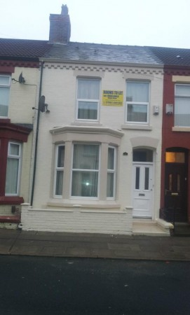 Property to Rent in 5 Bed Terraced House for Rent, Liverpool, United Kingdom