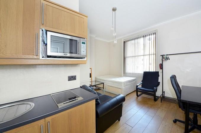 Property to Rent in Studio to rent, Kensington, Kensington, Kensington, United Kingdom