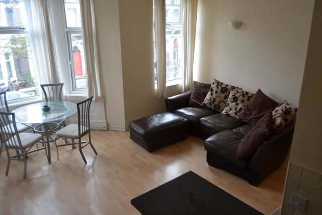 Property to Rent in 1 Bed Flat for Rent, Cardiff, United Kingdom