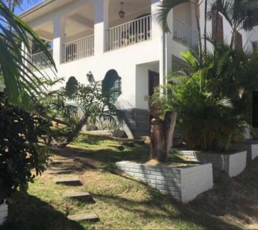 Terrace back yard