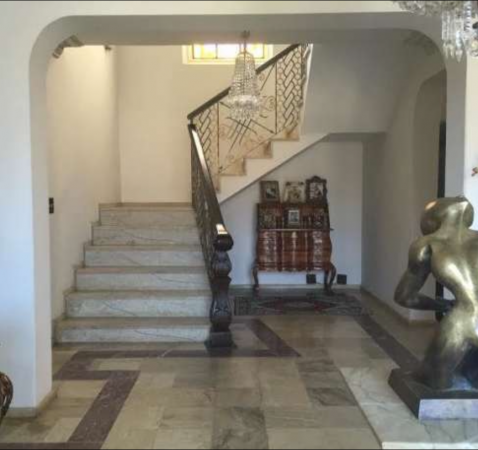 Staircase to the Entrance Hall