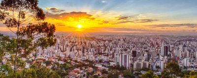 Belo Horizonte, beautifull horizon