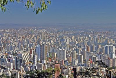 Belo Horizonte, day light
