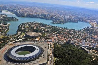 Big Football Field, Mineirao