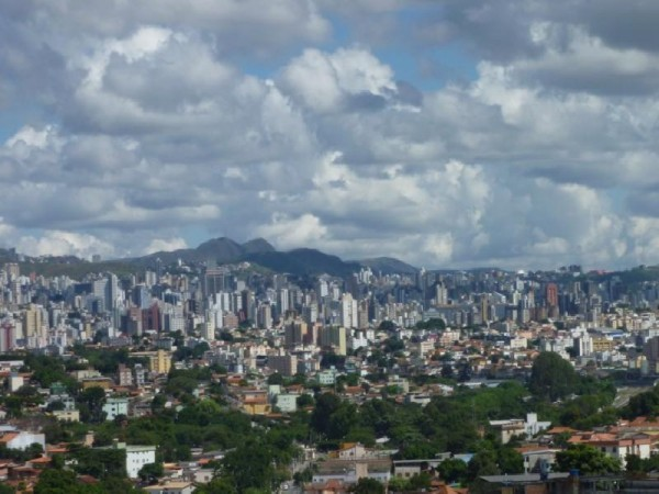 Belo Horizonte View from the neighood