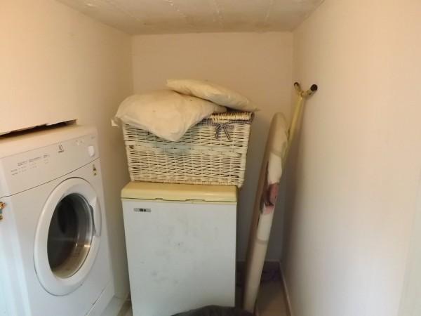Freezer/Dryer Area