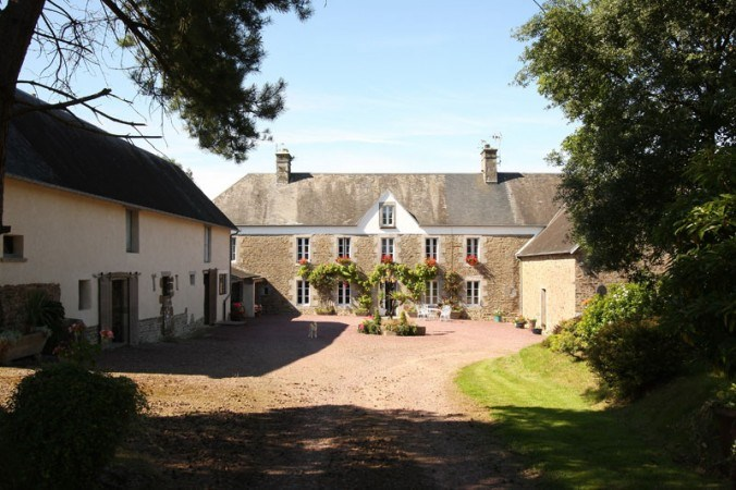 Property for Sale in 6 Bedroom Character Property with Multiple Outbuildings, Roncey, Roncey, Manche, France