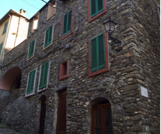 Property for Sale in Huge Property for Development 18+ rooms and Two Loggias, Liguria, Molini di Triora, Molini di Triora, Molini di Triora, Italy