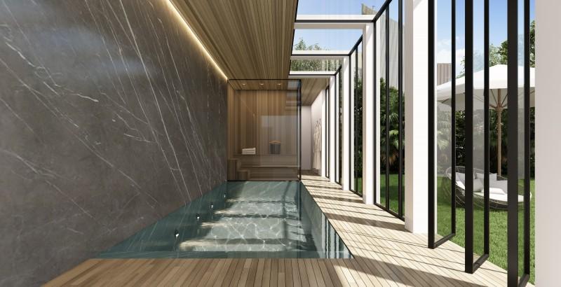 Ground Floor, Pool