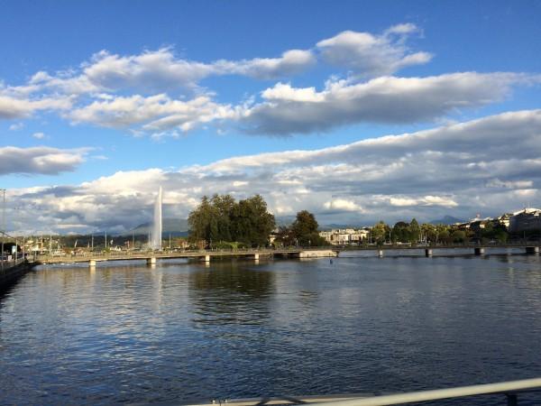 Geneva 1.5 hr drive