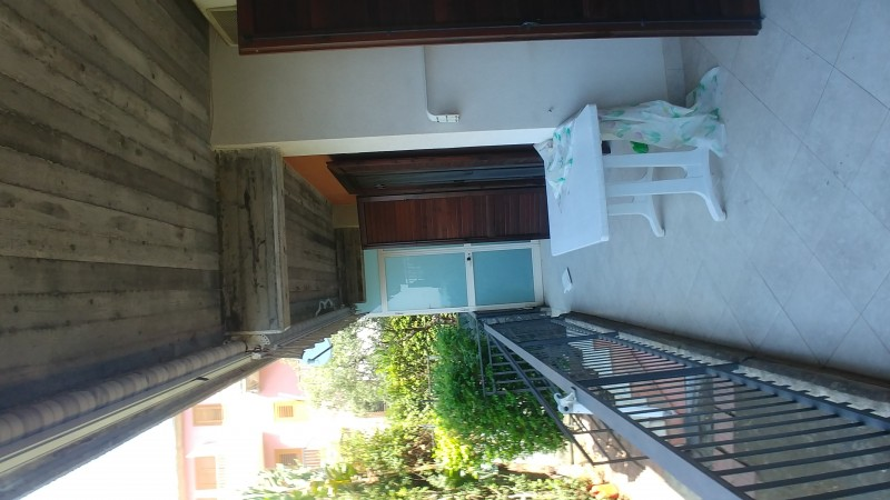 Other terrace and laundry room