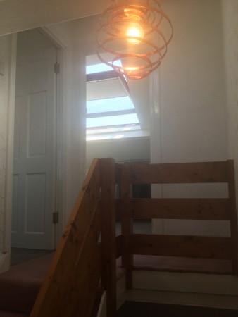 Second floor - hallway