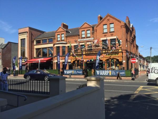 Hatfield bar & restaurant