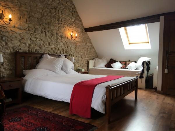 upstairs bedroom no.1