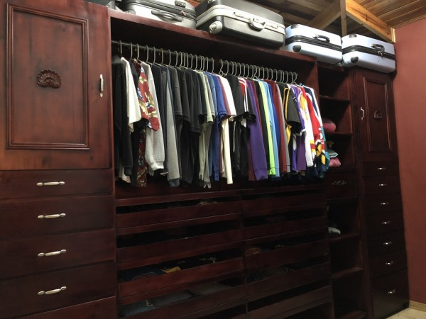 Now that's a closet!