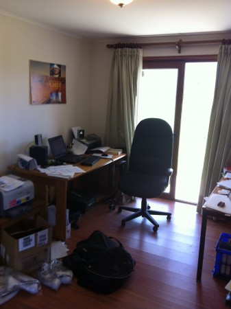 Third Bedroom/Office