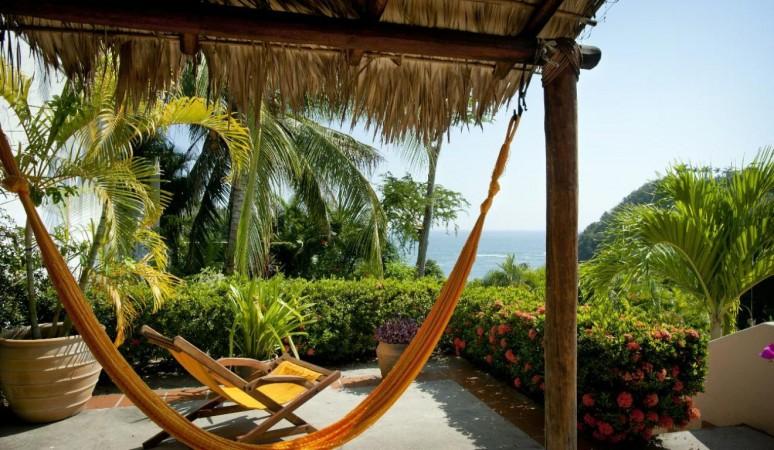 guestroom terraza