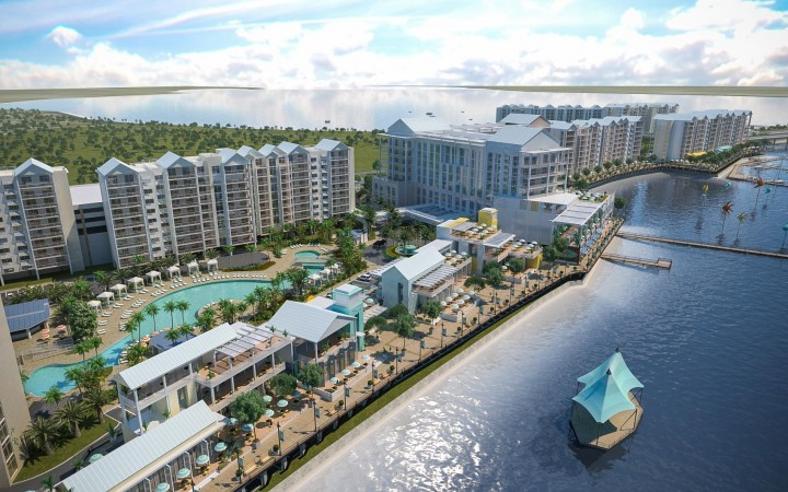 The Sunseeker Resort