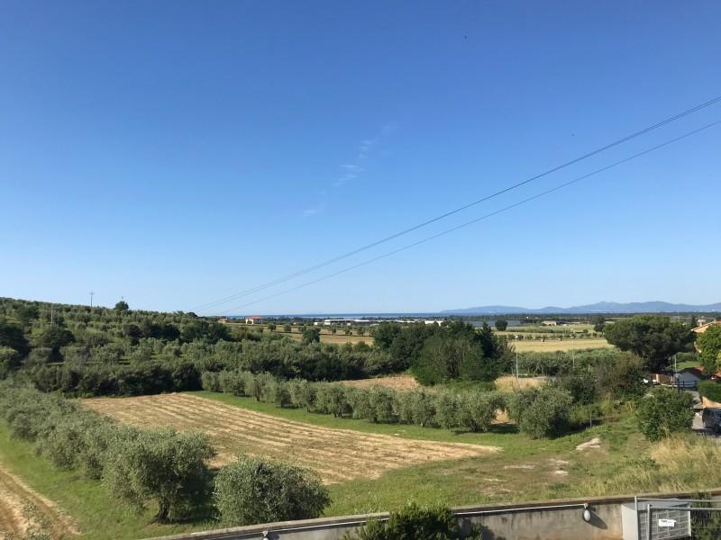 Maremma landscape