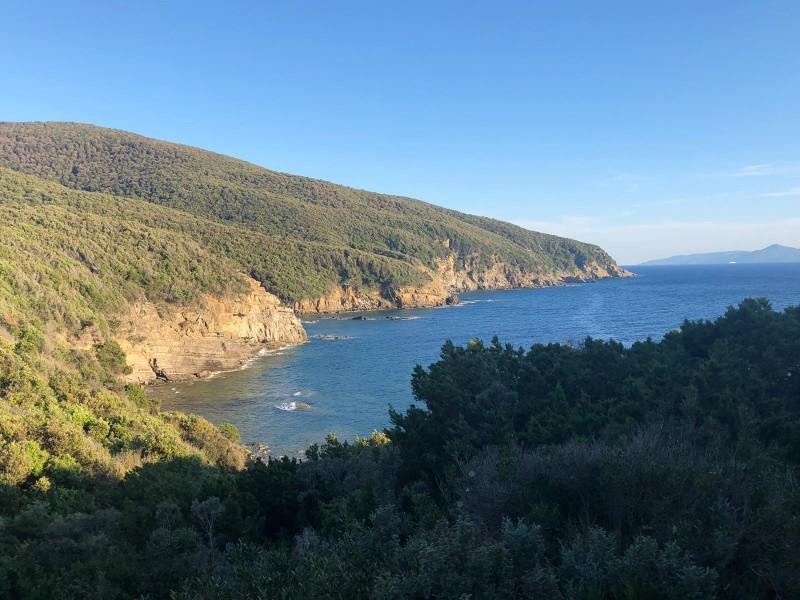 Maremma coast