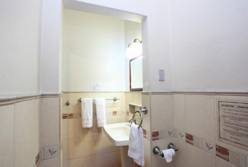 private bath- 1 of 2 private suites