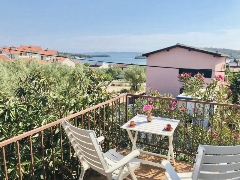 sea view - 1st floor terrace