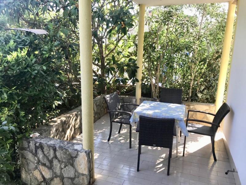Garden terrace - ground floor