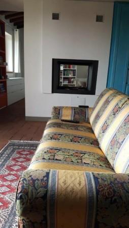 Sofa near fireplace