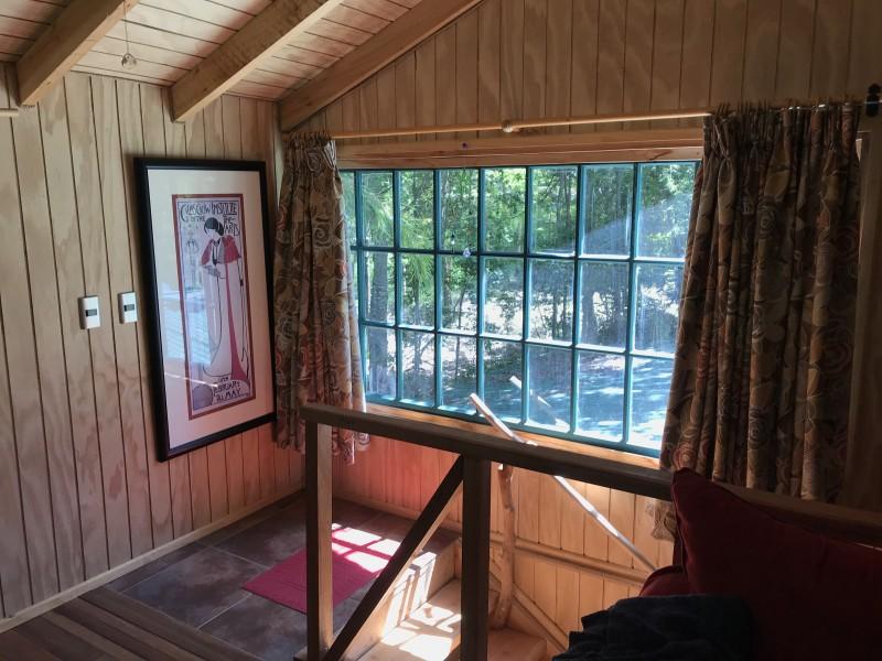 Upstairs cabin