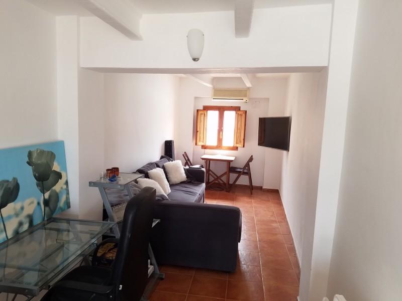 Living area (top floor)