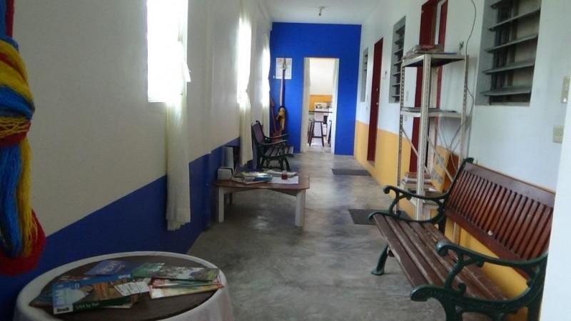 Interior, Corridor