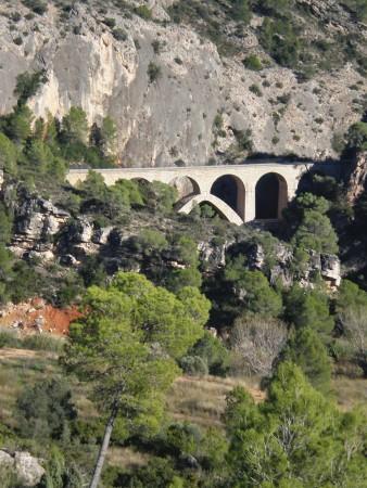 Pont de Riberola viaduct