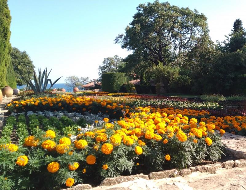 Botanic Garden Balchik 2 - Bulgaria Blacksea Balchik