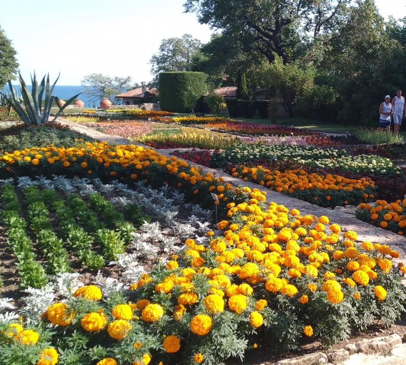 Botanic Garden Ba- Bulgaria Blacksea Balchiklchik 1