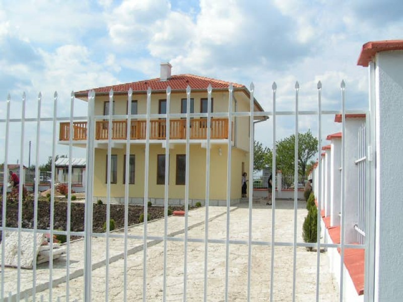 Villa Entrance - Bulgaria Blacksea Balchik