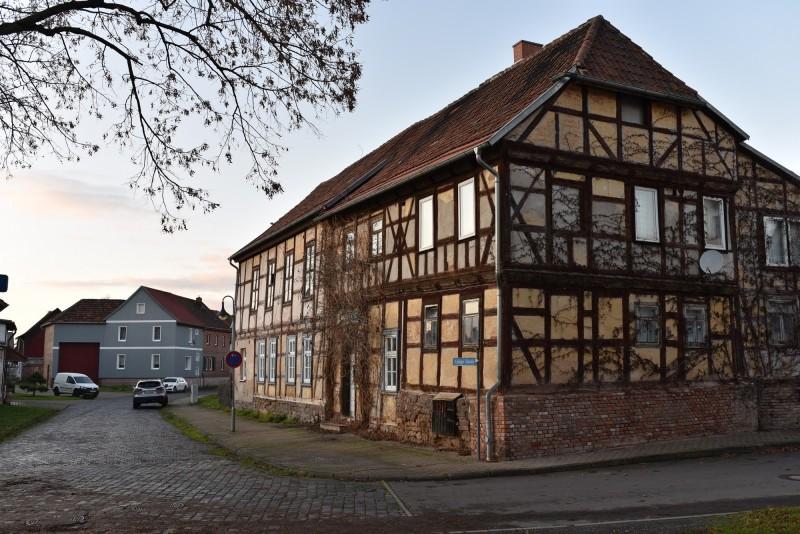Wonderful period building