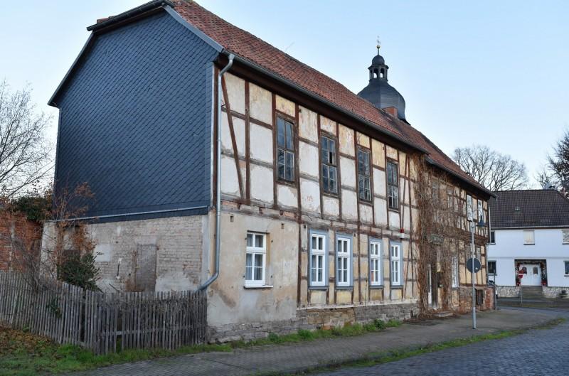 Wonderful period building in Thuringia