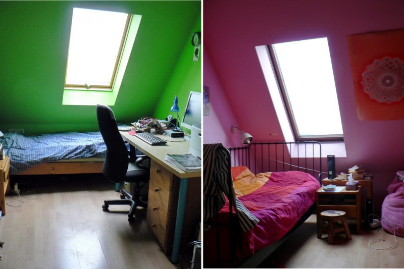 Two childrens' room