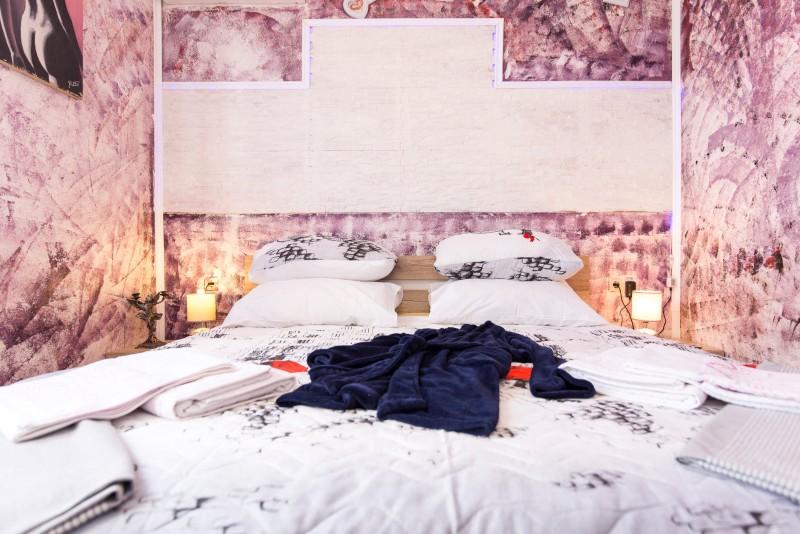 Sleepin room