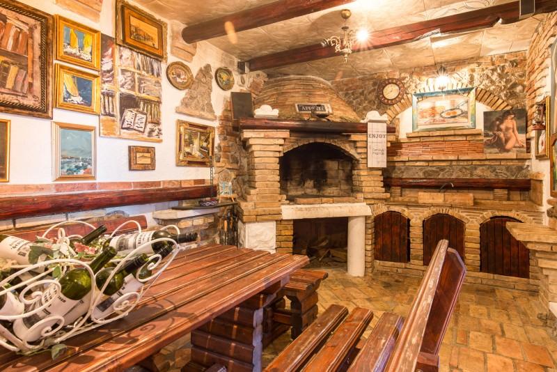 Tavern and vine cellar
